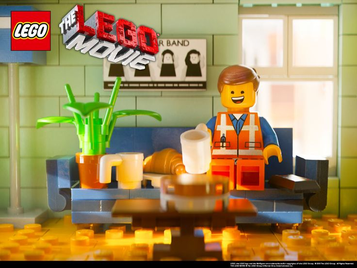 Lego House Wallpaper