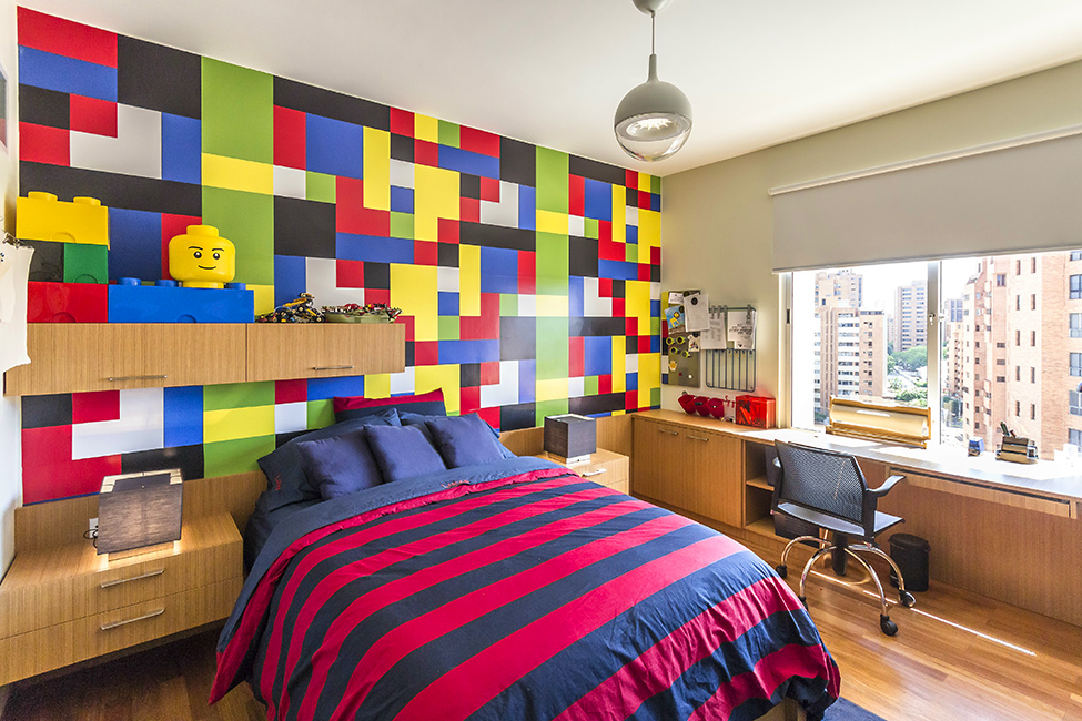 Lego Wallpaper Bedroom Walls