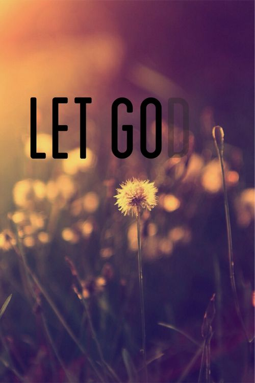 Let Go Wallpaper