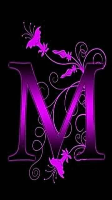 Letter M Wallpaper Free Download