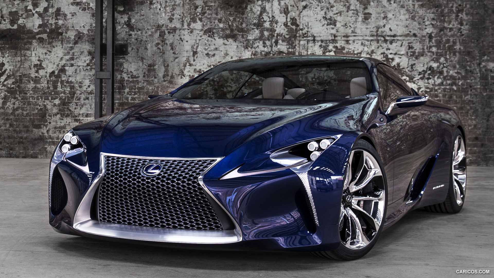 Lexus Car Wallpaper