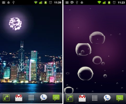 Lg Live Wallpapers