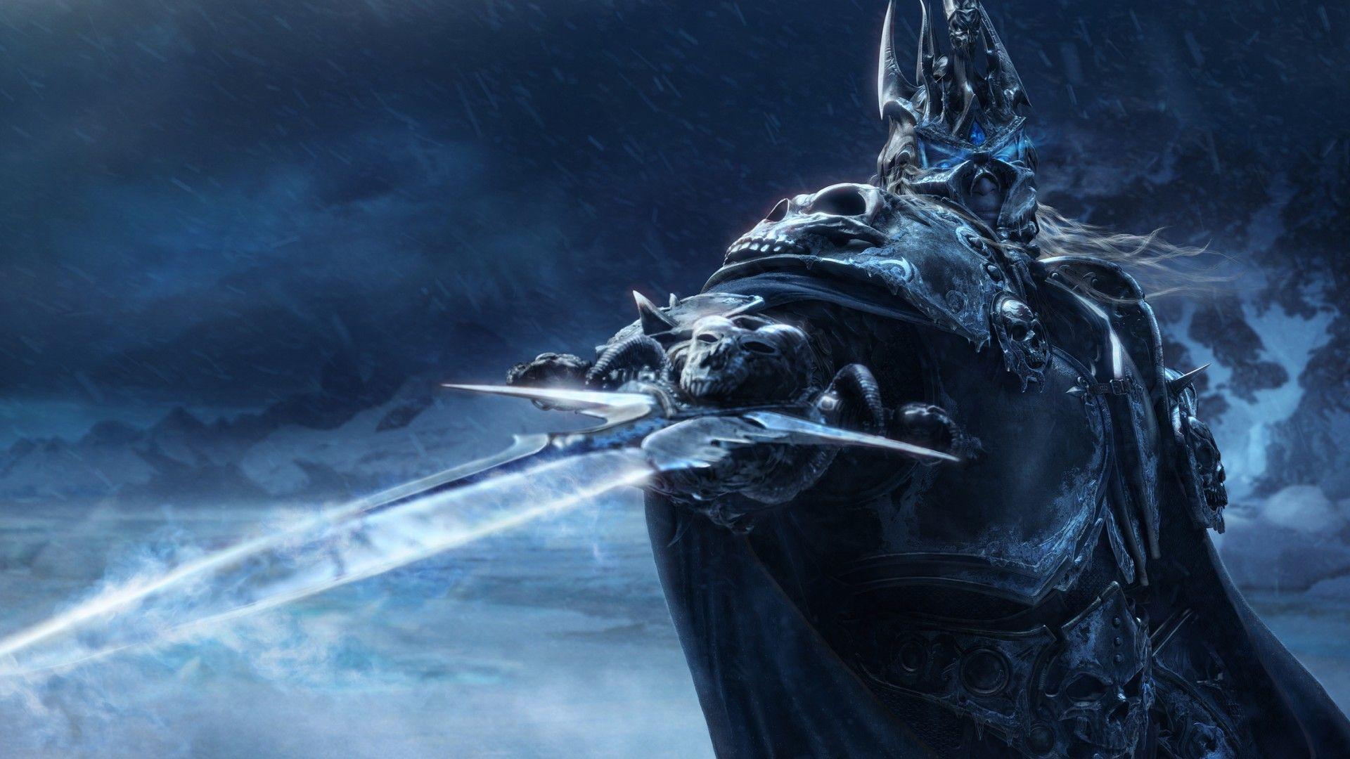 Lich King Wallpaper
