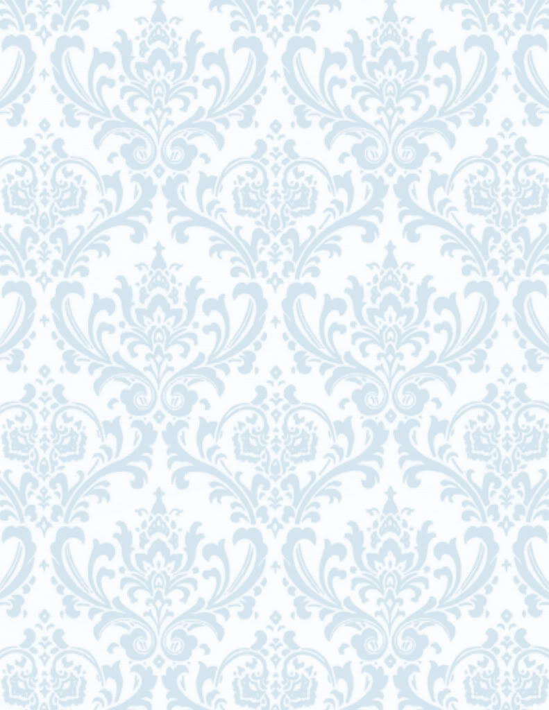 Download Light Blue Damask Wallpaper Gallery