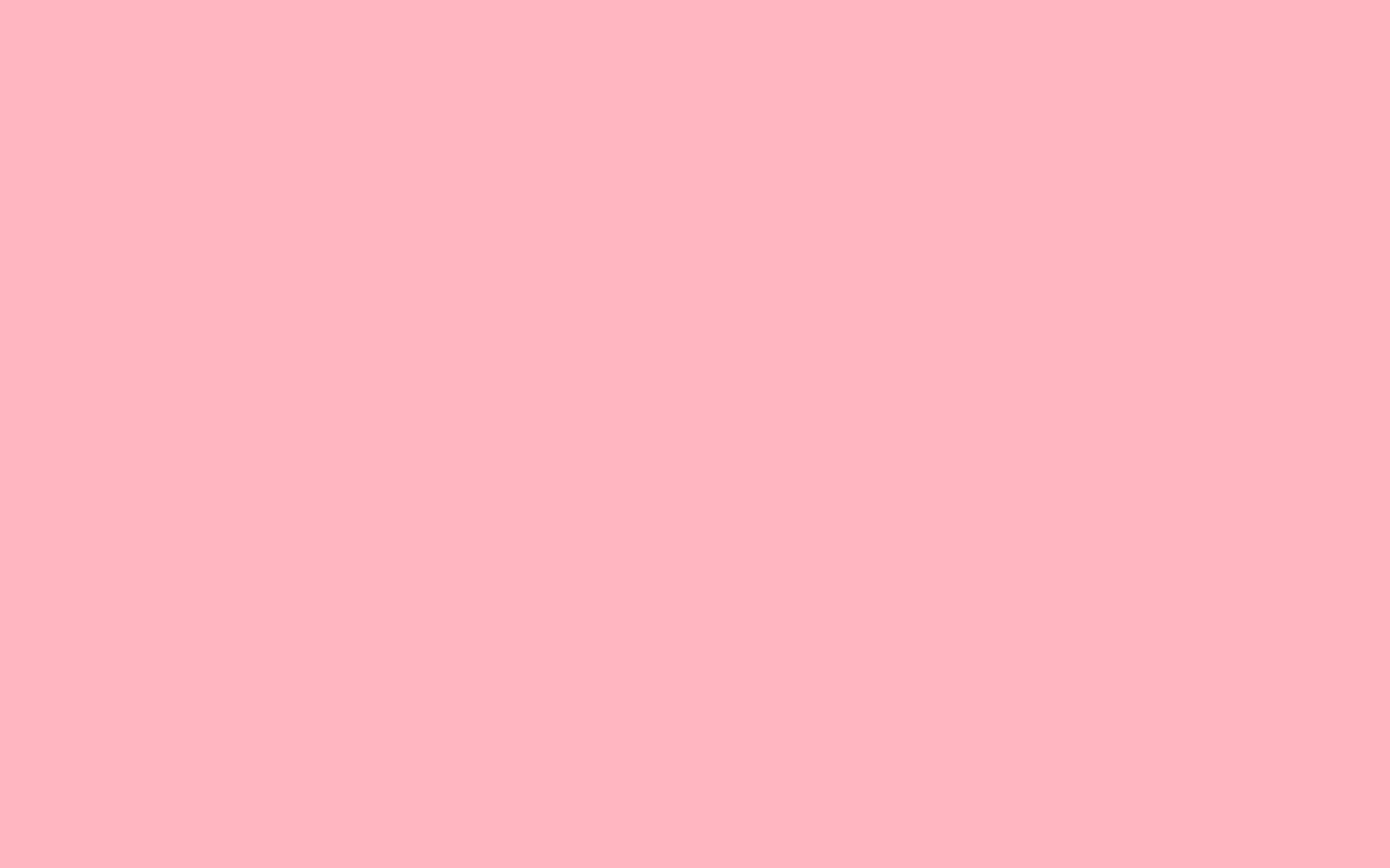 Light Pink Plain Wallpaper