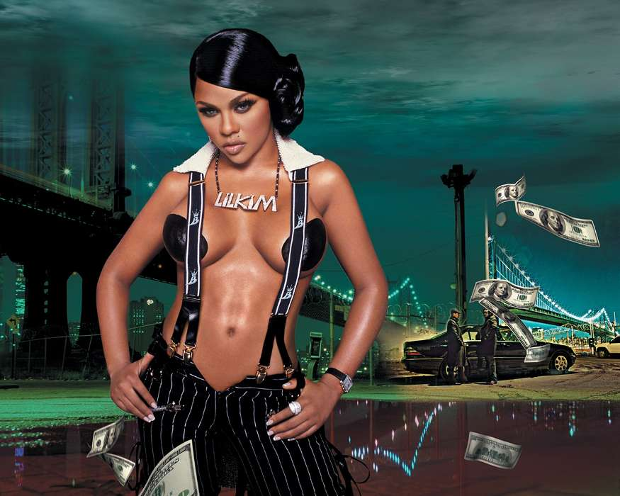 Download Lil Kim Wallpapers Gallery