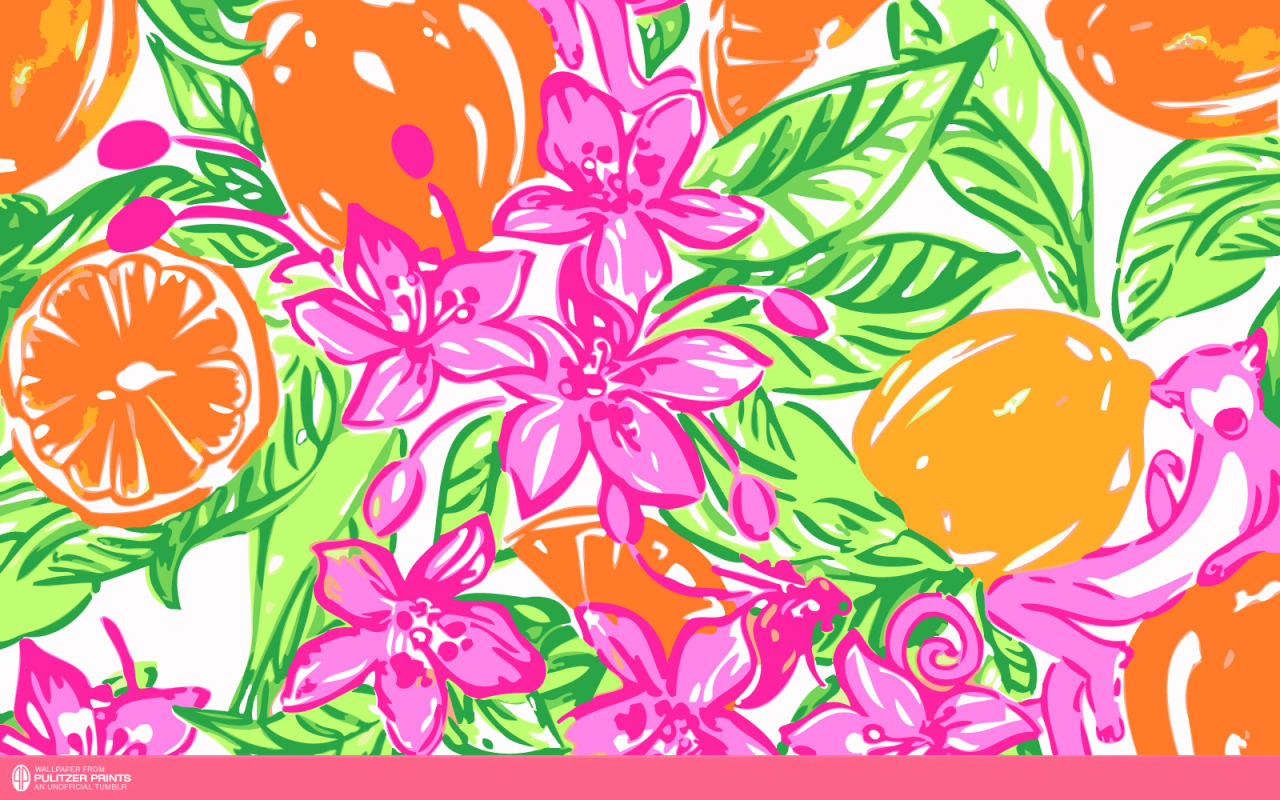 Lilly Pulitzer Wallpaper
