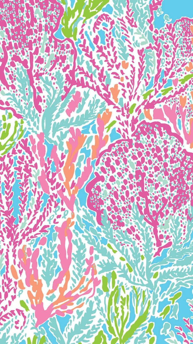 lilly pulitzer iphone wallpaper lilly pulitzer wallpaper for iphone gallery 15638