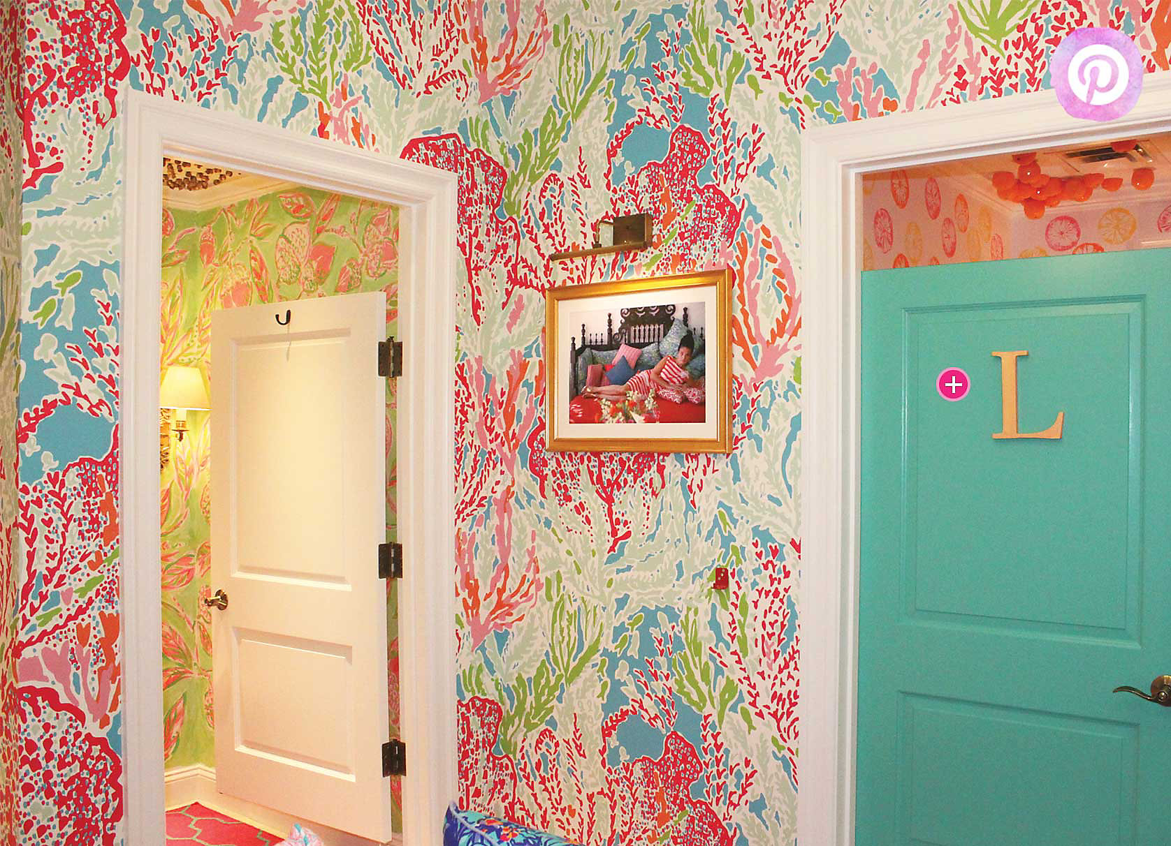 Lilly Pulitzer Wallpaper For Wall