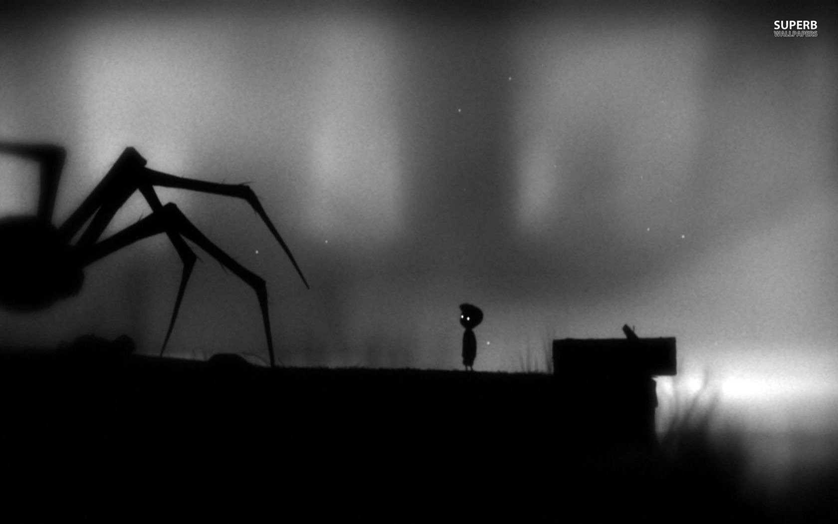 Limbo Game Wallpaper