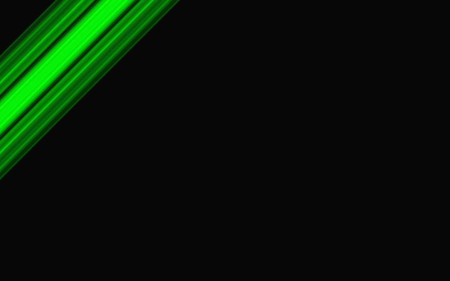 Lime Green Abstract Wallpaper