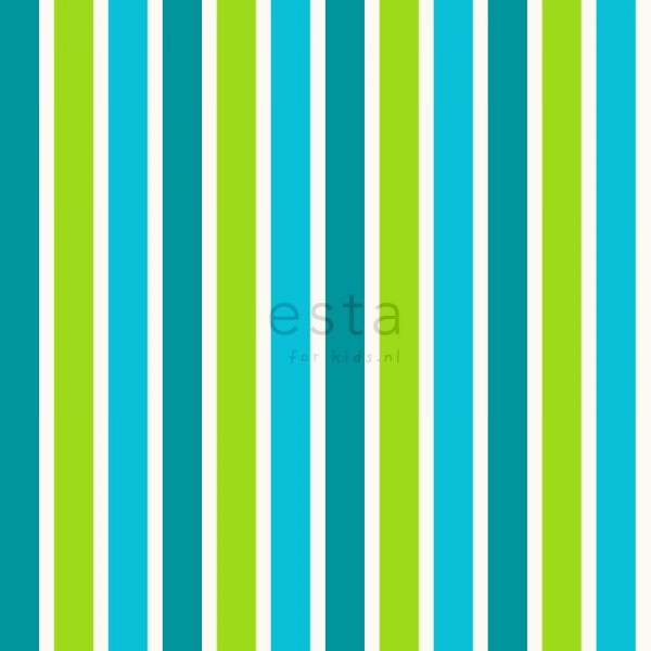 Lime Green And Turquoise Wallpaper