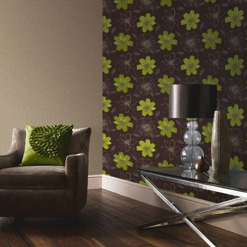 Download lime green living room wallpaper gallery - Green living room wallpaper ...