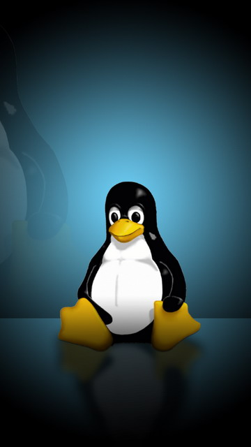 Linux Mobile Wallpaper