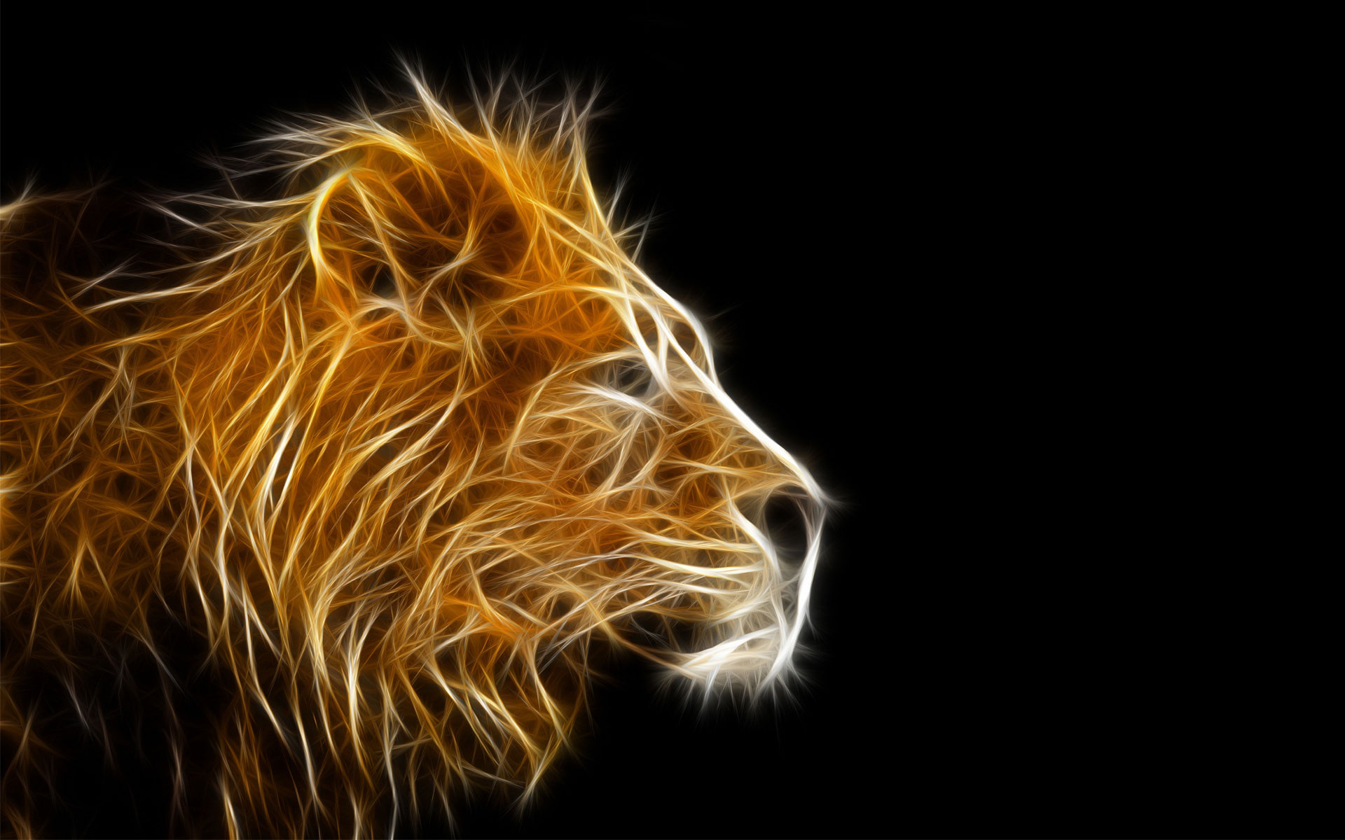 Lion Animated Wallpaper