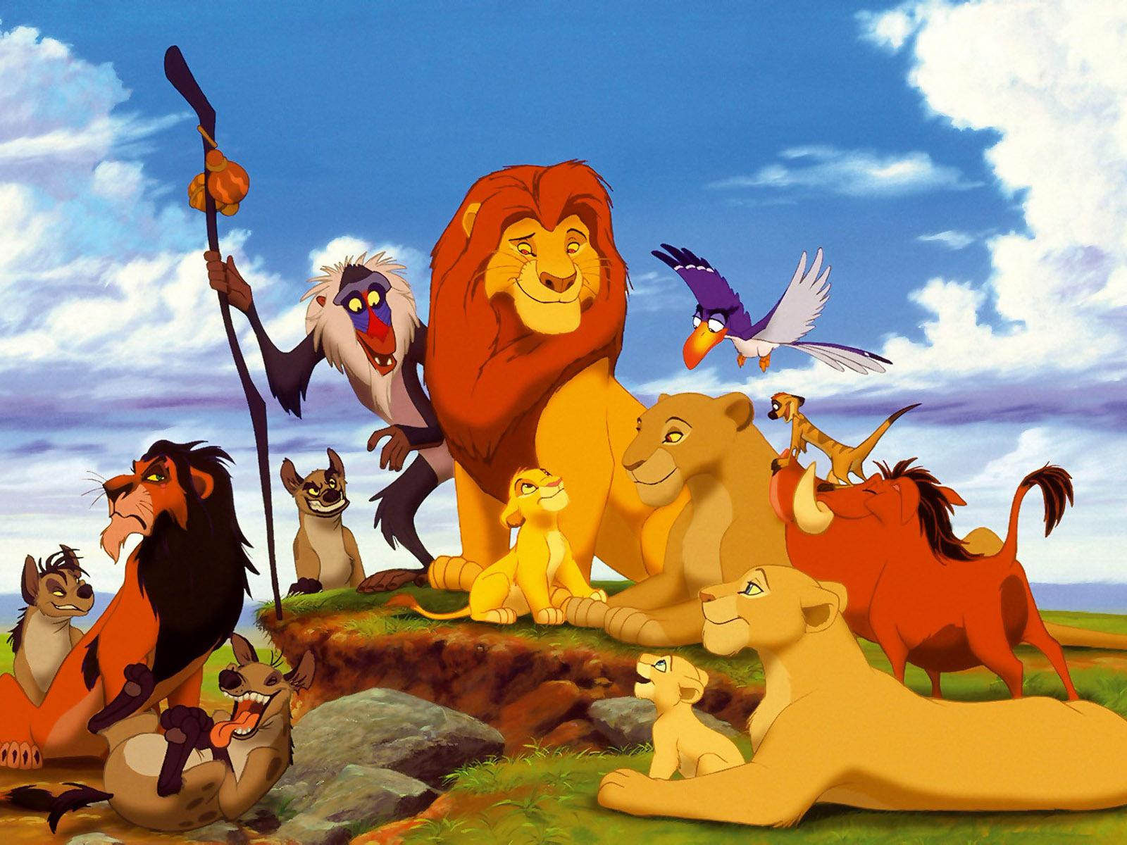 Lion King Wallpapers HD Free Download
