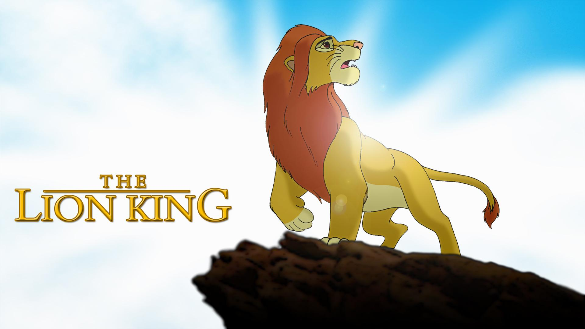 Hd Lion King Wallpaper: Download Lion King Wallpapers HD Free Download Gallery