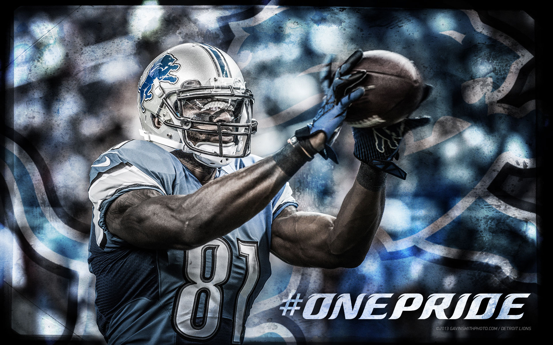 Lions Football Wallpaper