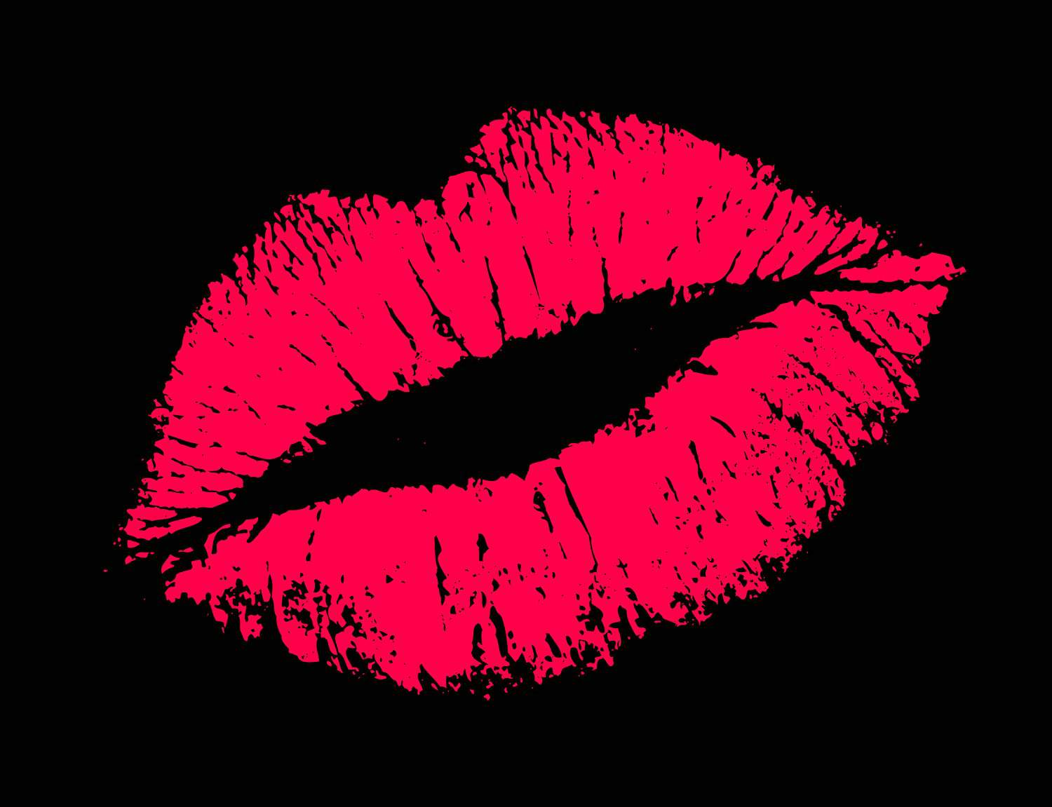 Lips Wallpaper For Walls