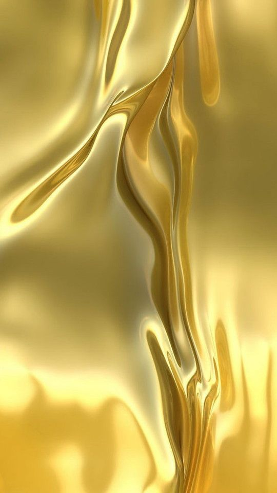 Liquid Gold Wallpaper