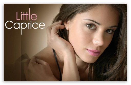 Little Caprice HD Wallpaper