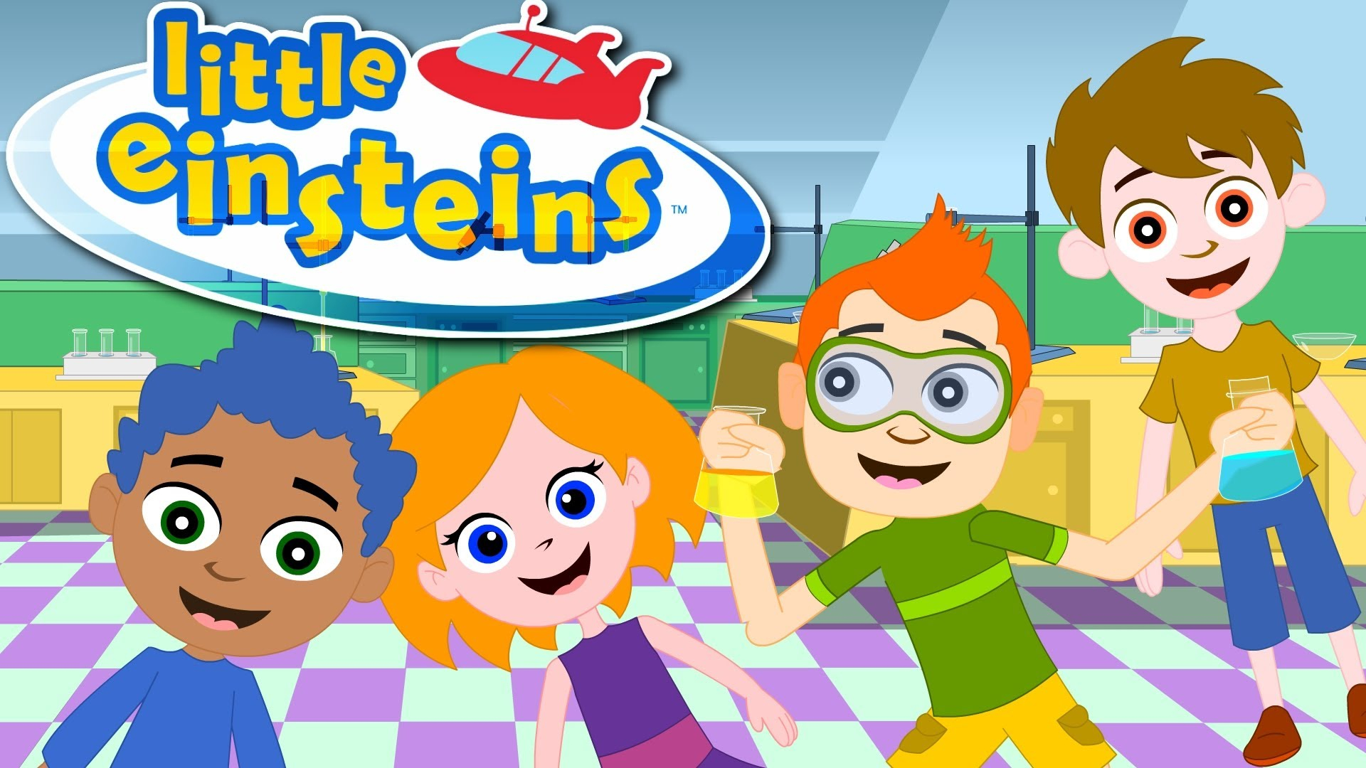 Little Einsteins Wallpaper