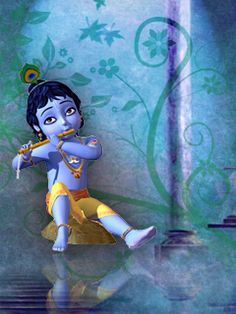 Little Krishna Wallpapers HD