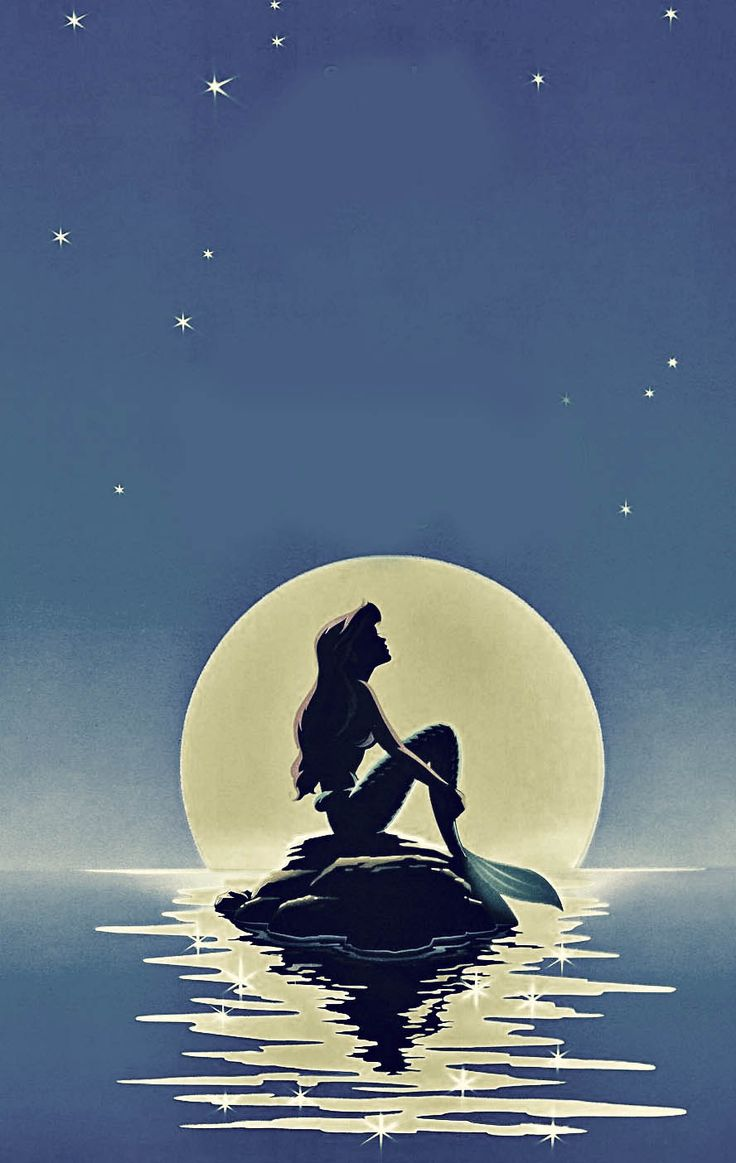 Little Mermaid Iphone Wallpaper