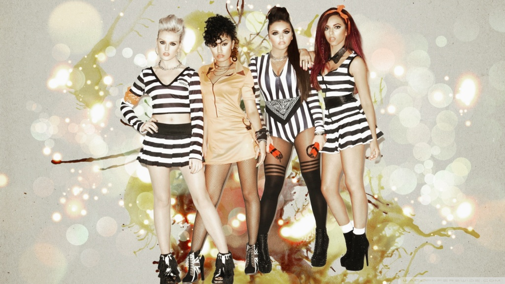 Little Mix HD Wallpaper