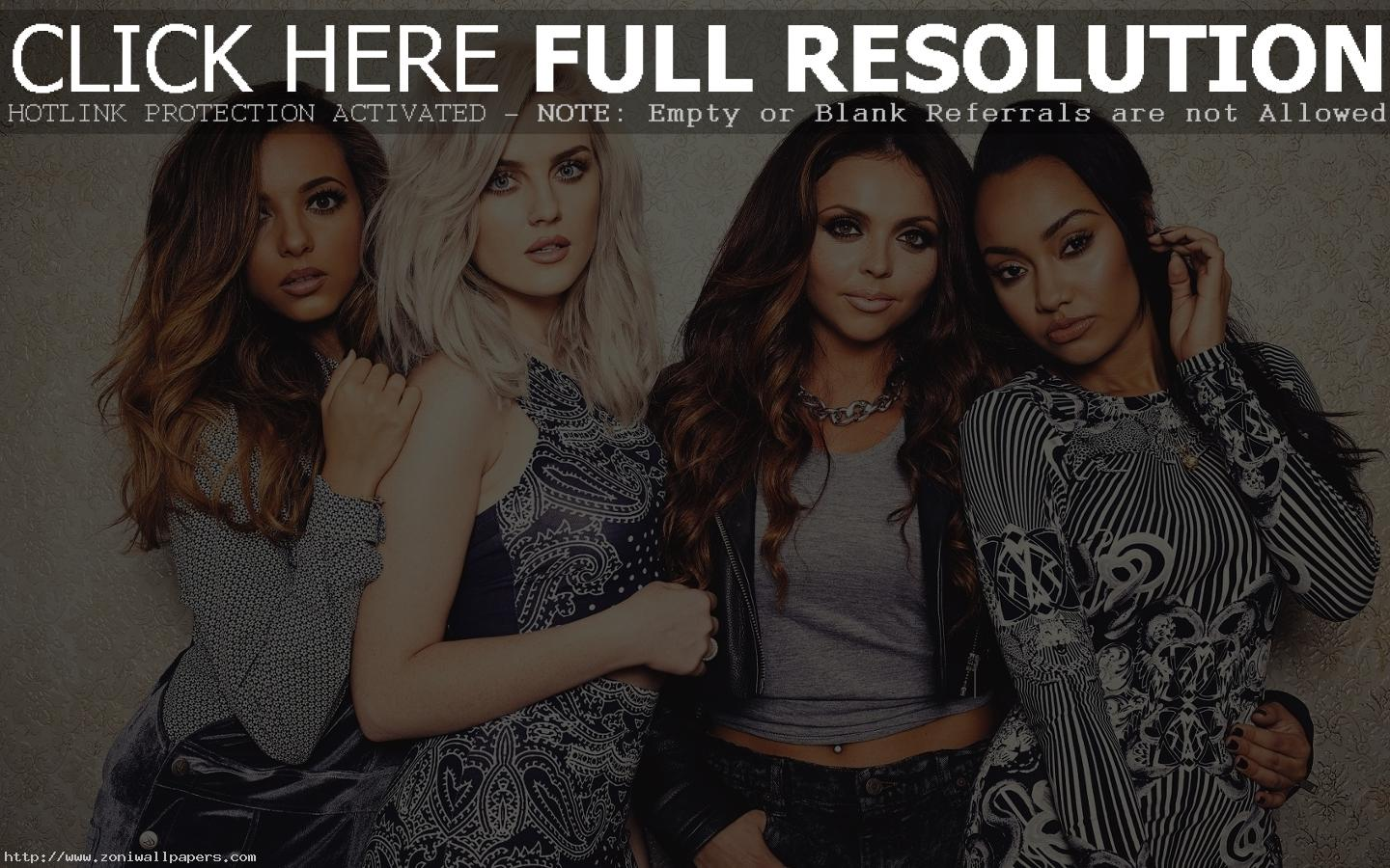 Little Mix Wallpaper HD