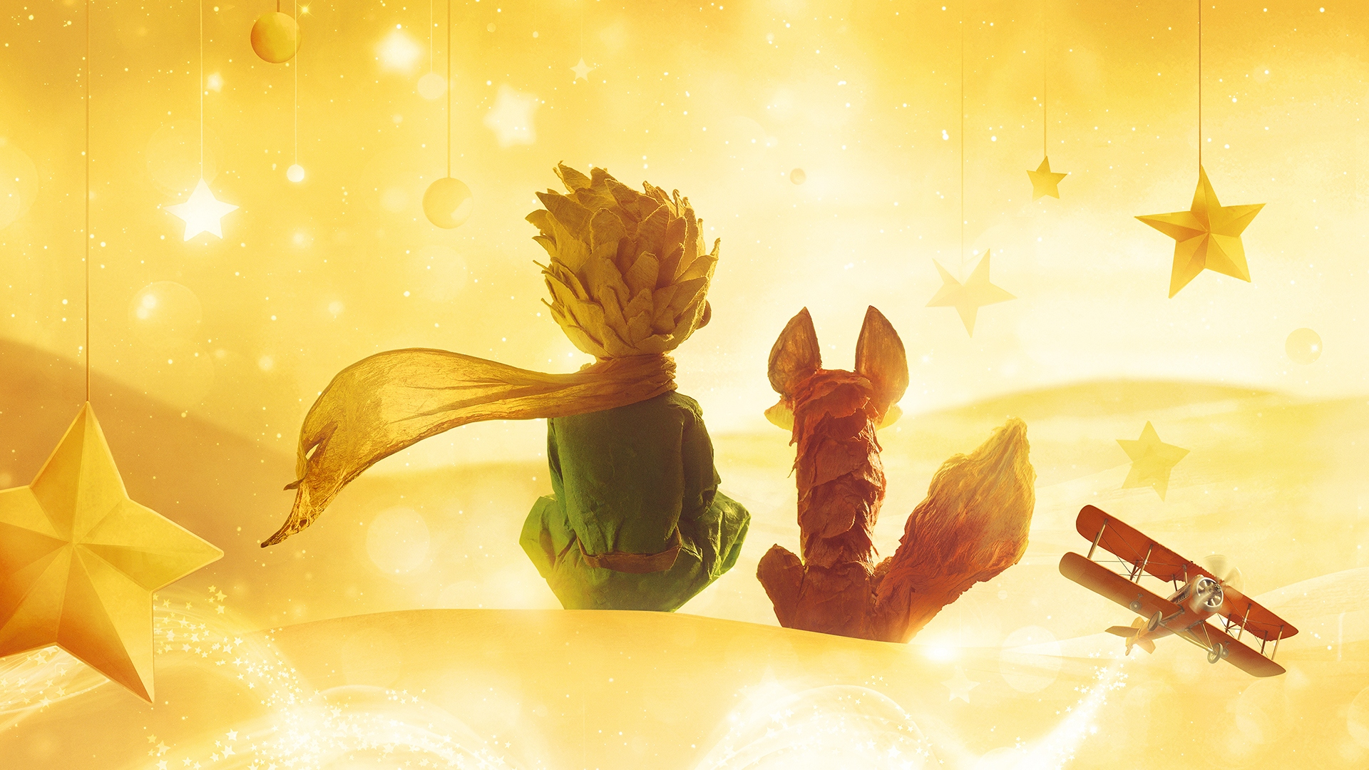 Little Prince Wallpaper