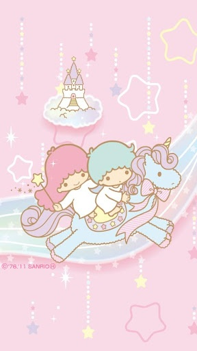 Little Twin Stars HD Wallpaper
