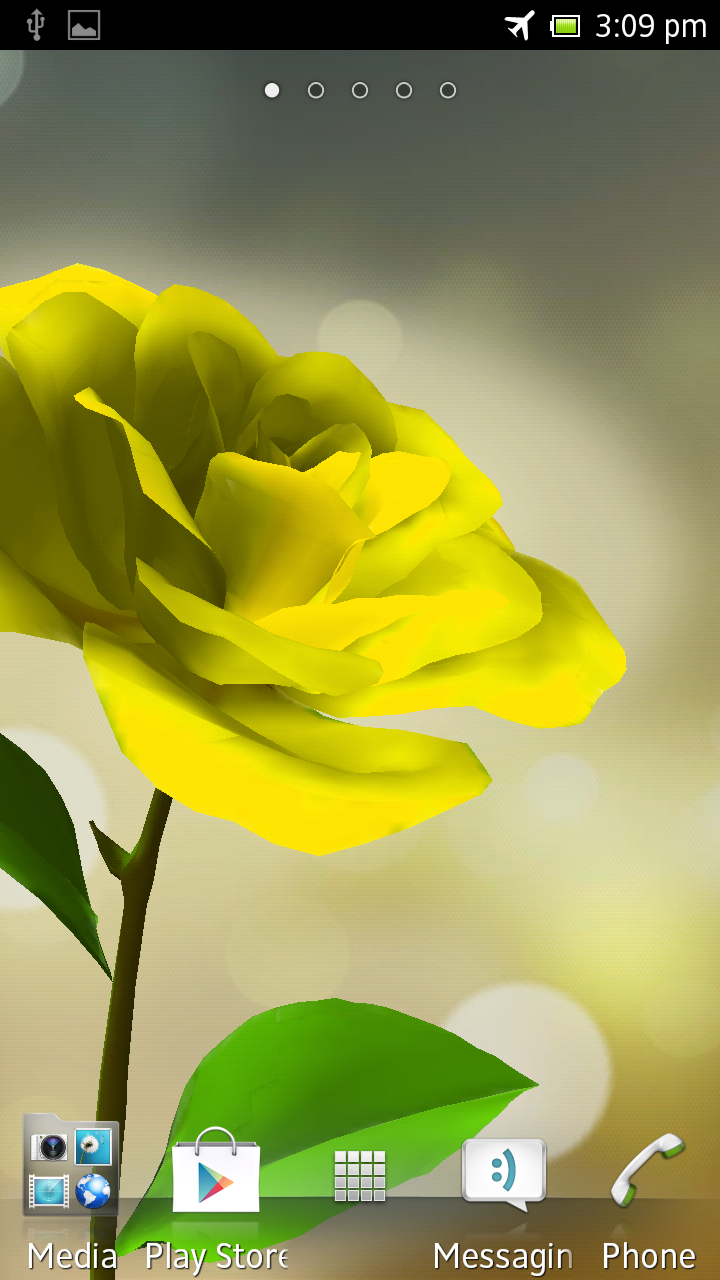 Live 3D Wallpaper For Android