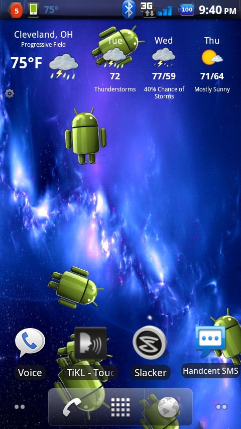 Live Android Wallpapers