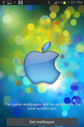 Live Apple Wallpapers