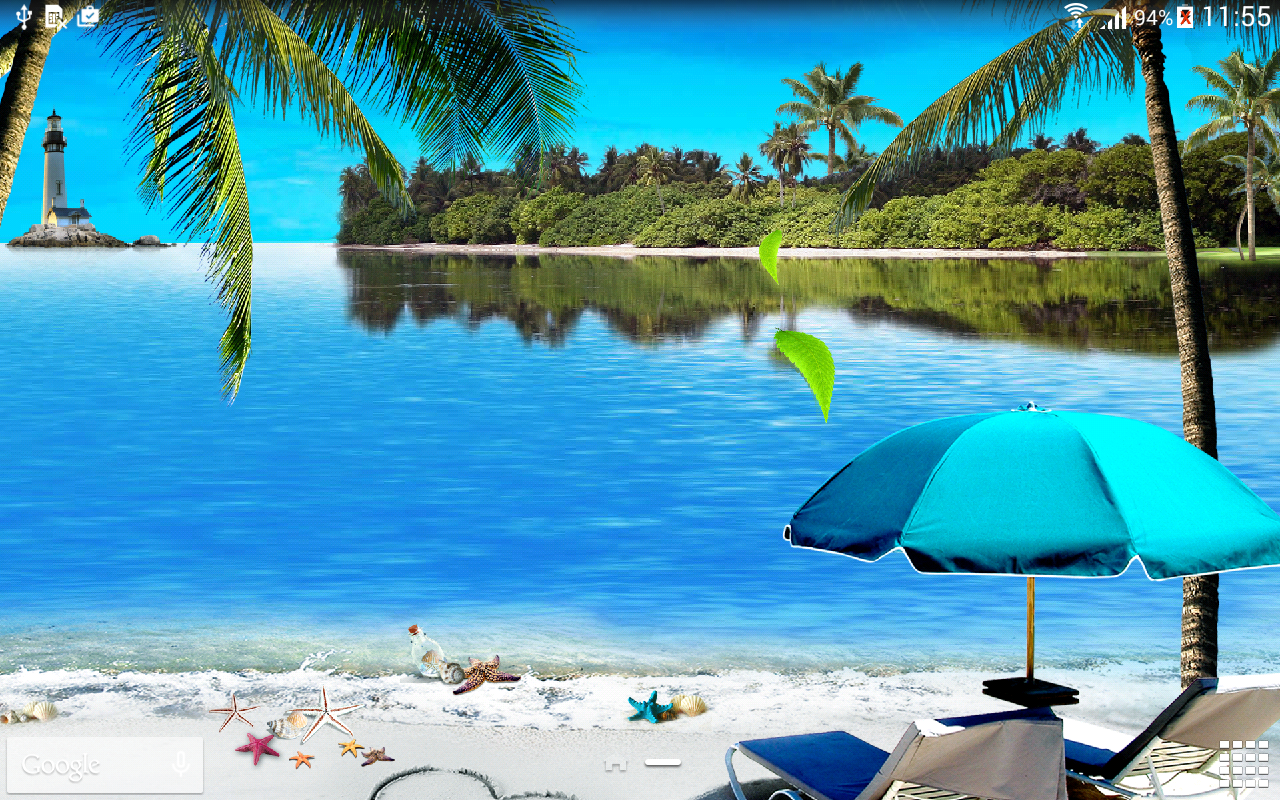 Live Beach Wallpapers