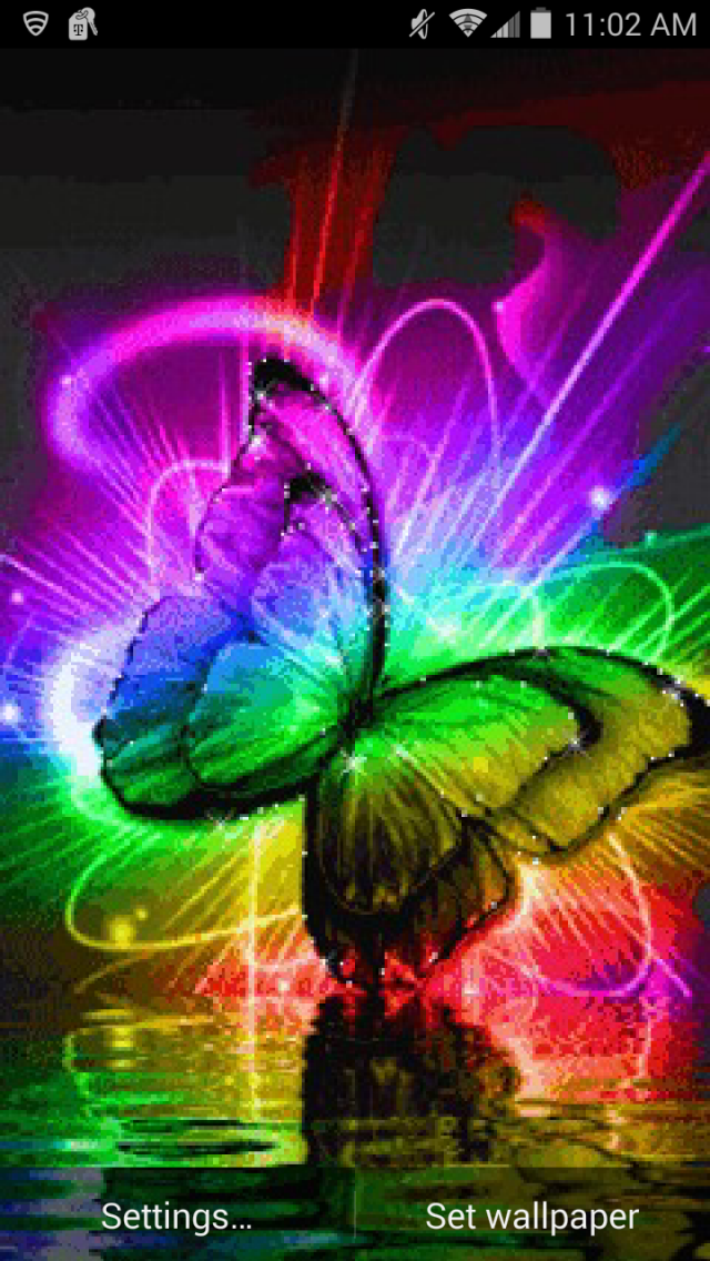 download live butterfly wallpapers gallery
