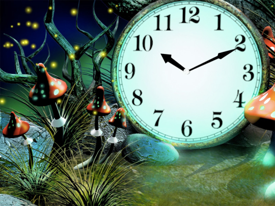 Live Clock Wallpaper Desktop Free Download