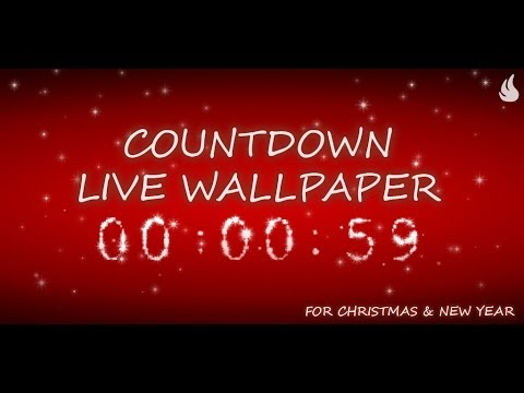 Live Countdown Wallpaper