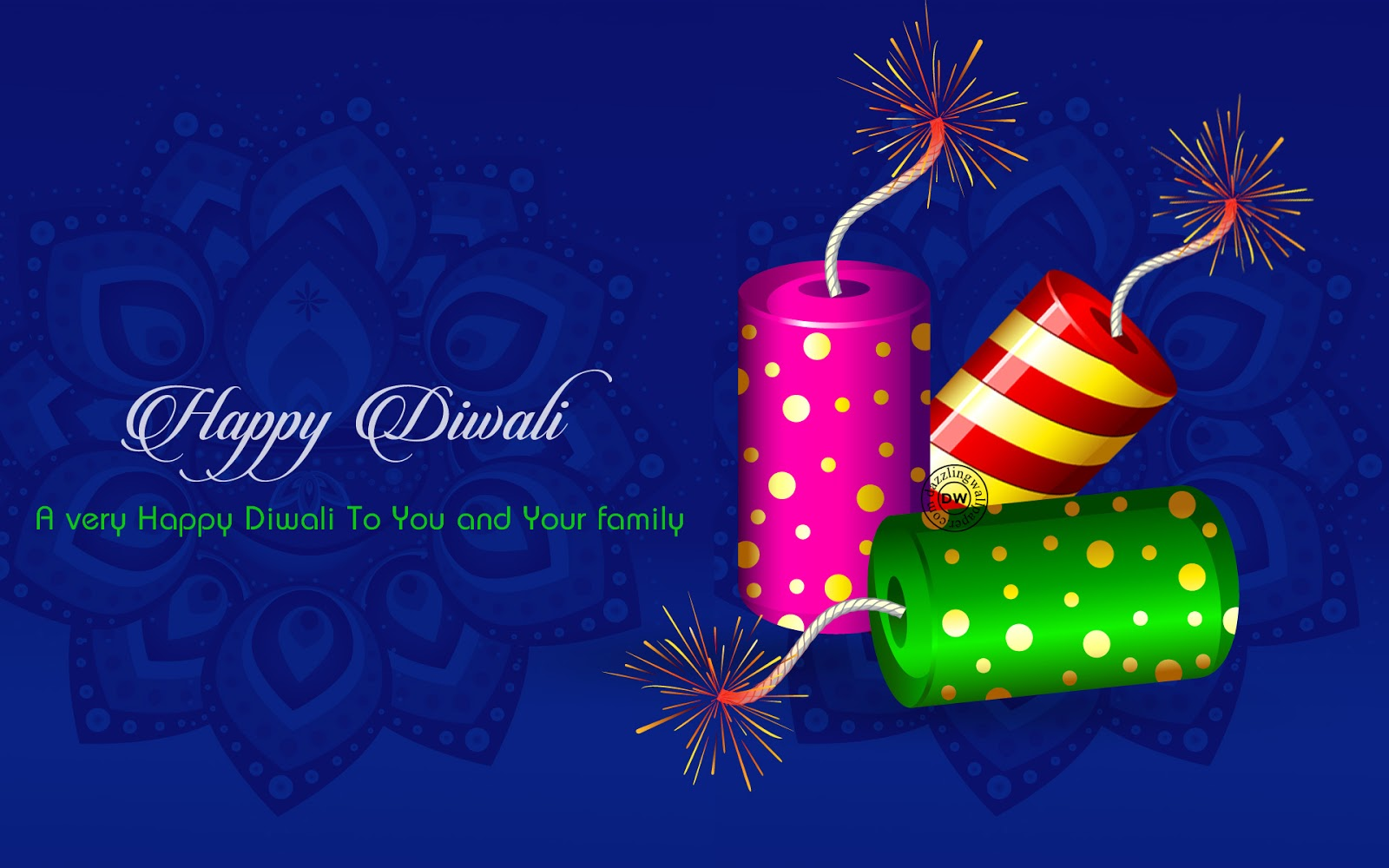 Live Diwali Wallpaper