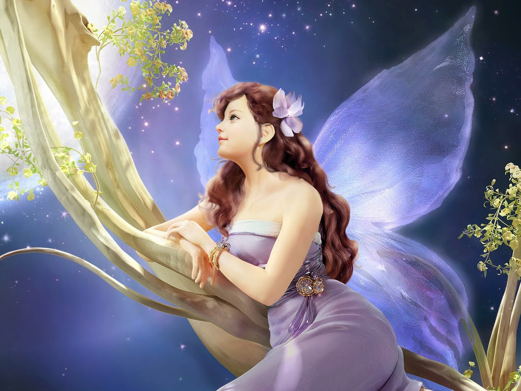 Live Fairy Wallpapers