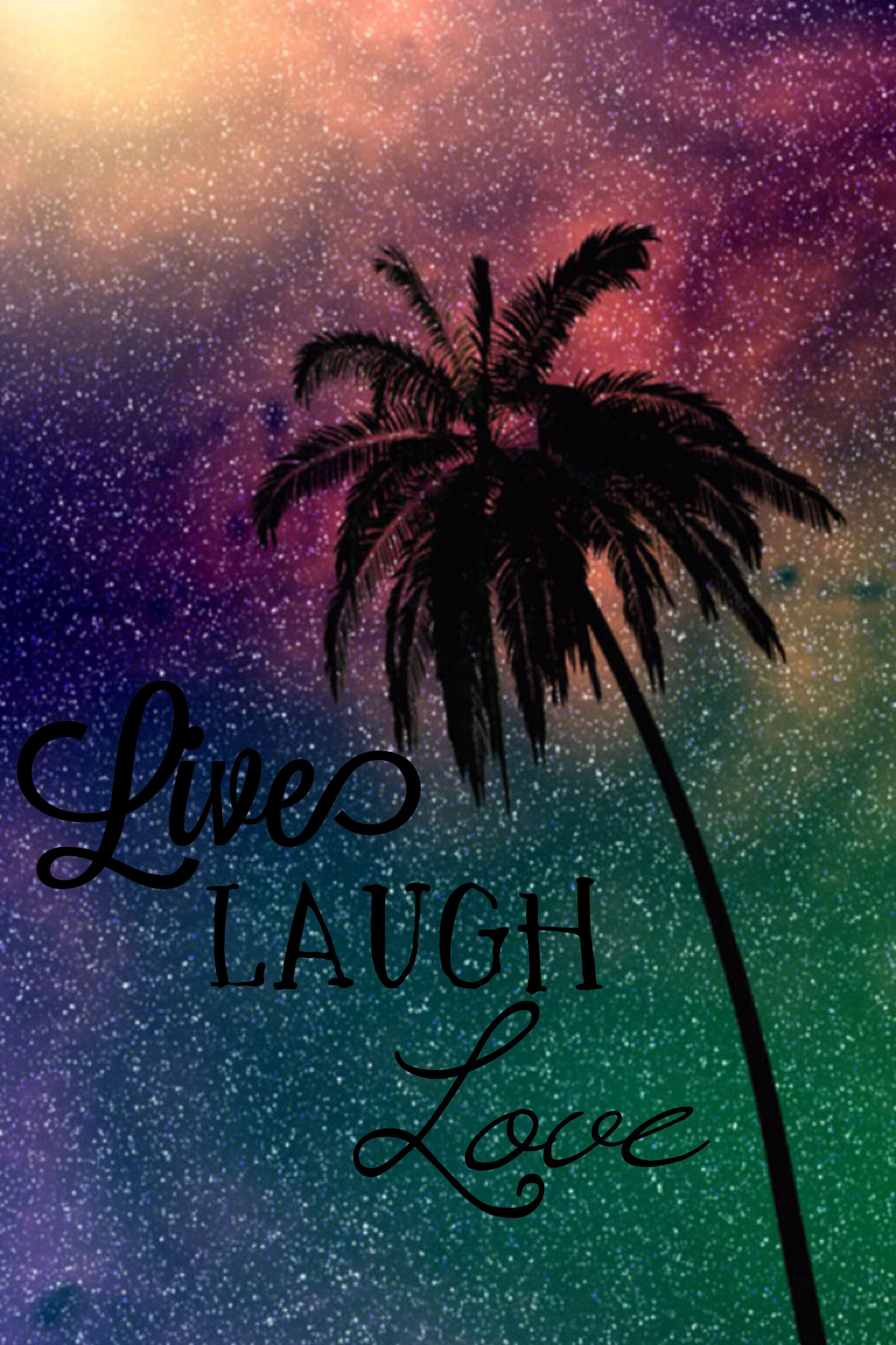 Live Laugh Love Wallpapers