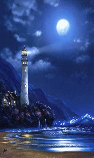 Live Lighthouse Wallpaper