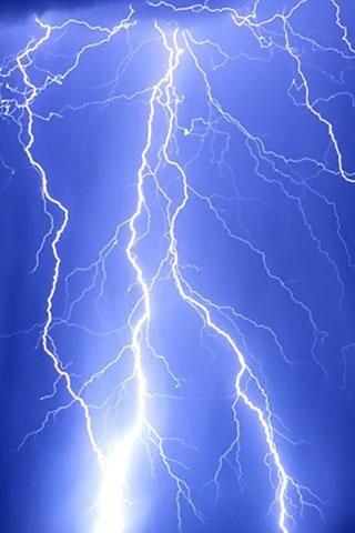 Live Lightning Wallpaper