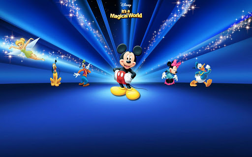 Live Mickey Mouse Wallpaper