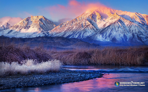 Live Nature Wallpaper For Windows 7