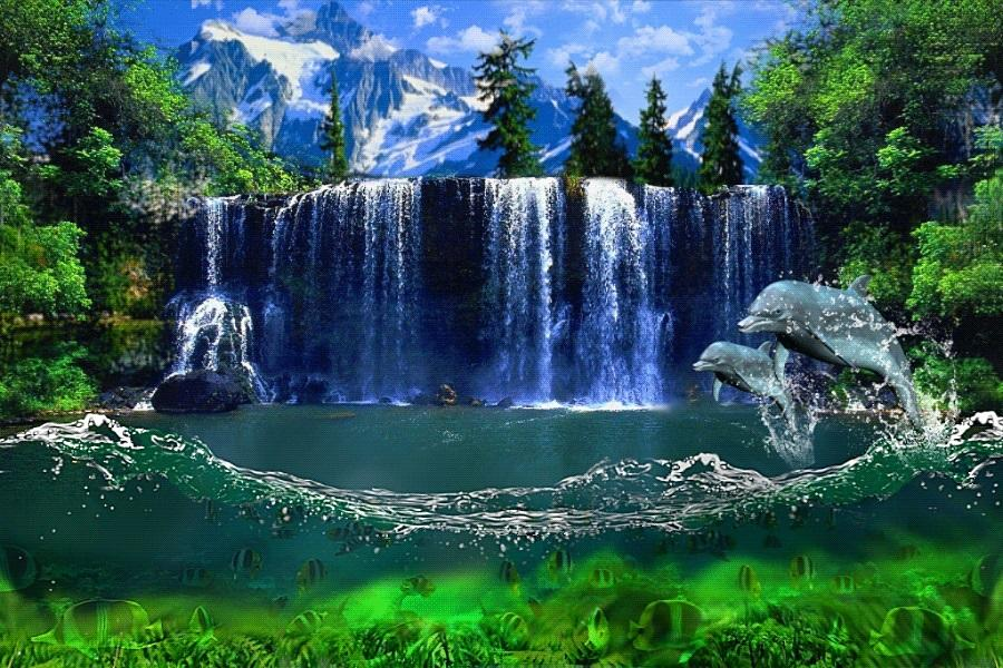 Live Nature Wallpapers