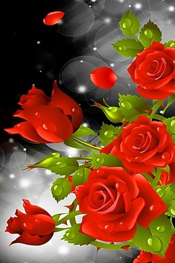 Live Rose Wallpaper Free Download