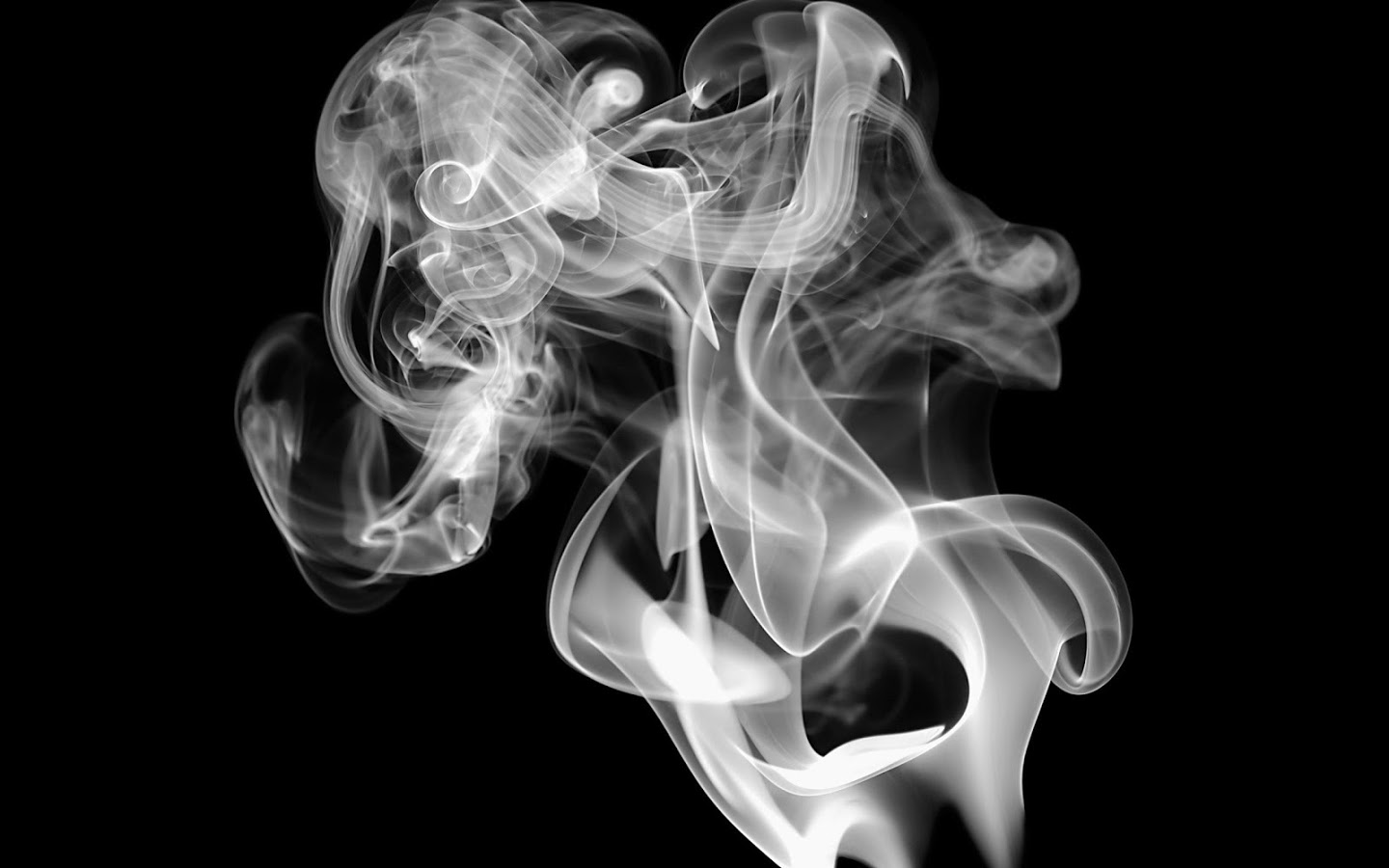 Live Smoke Wallpaper