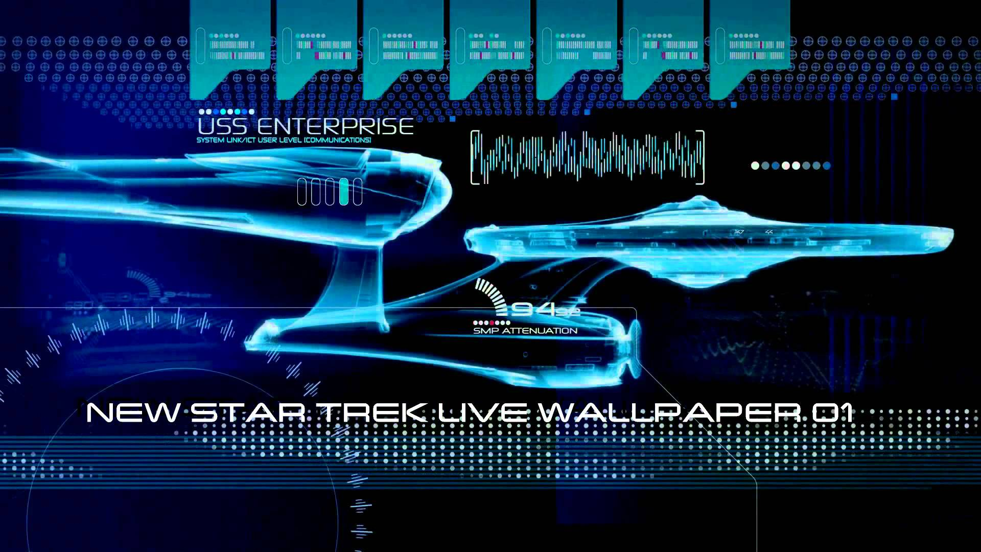 Live Star Trek Wallpaper
